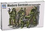 Trumpeter 00422 Modellbausatz Modern German KSK Commandos