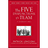 The Five Dysfunctions of a Team, Enhanced Edition: A Leadership Fable (J-B Lencioni Series)