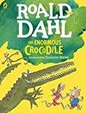 Phizzwhizzing new branding for the World's NUMBER ONE Storyteller! The classic Roald Dahl story with fantabulous full-colour illustrations!   The Enormous Crocodile is planning what to have for his lunch. This foul fiend - the greediest croc in th...