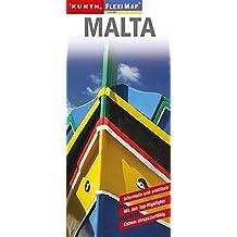 KUNTH FlexiMap Malta 1:50000
