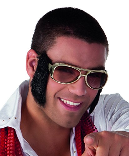 Boland 2530 - Partybrille King of Rock n Roll (Rock Brille)