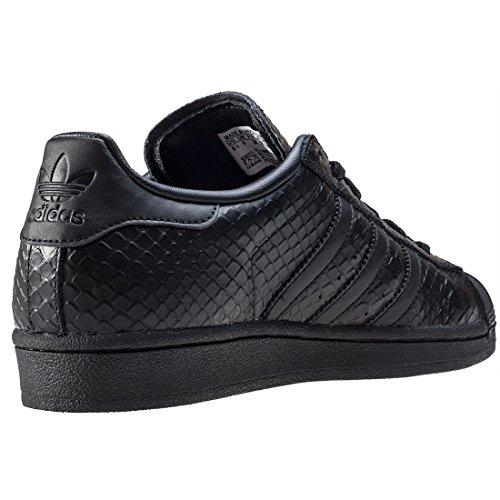 adidas Originals Superstar Damen Sneakers CBLACK/CBLACK/FTWWHT