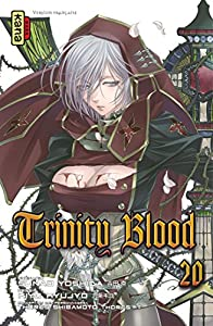 Trinity Blood Edition simple Tome 20