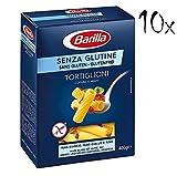 10x Barilla Tortiglioni 400g senza Glutine Glutenfrei pasta nudeln