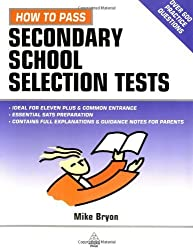 HOW TO PASS SECONDARY SCHOOL SELECTION TESTS BY (BRYON, MIKE) PAPERBACK
