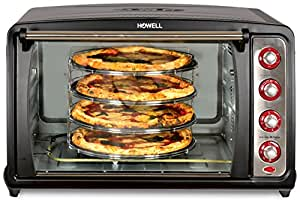Howell HO.HFPZ714 - pizza ovens (Electric, Cooking, Indoor)