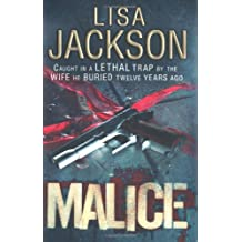 Malice: New Orleans series, book 6 (New Orleans thrillers) by Lisa Jackson (9-Dec-2010) Paperback