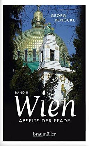 Buchseite und Rezensionen zu 'Wien abseits der Pfade' von Georg Renöckl