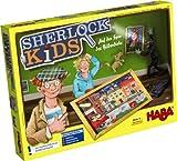 Haba 4894 - Sherlock Kids Gedächtnisspiel