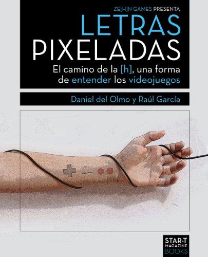 Letras Pixeladas por Raúl García