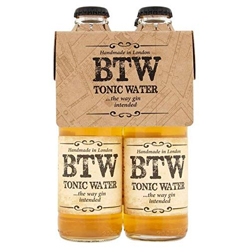 Bermondsey Tonisches Wasser 4 X 200Ml Bermondsey Tonic