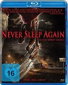Never Sleep Again [Blu-ray]
