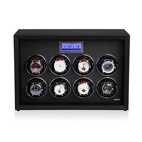 Modalo Safe Systems MV3 Uhrenbeweger für 8 Automatikuhren in schwarz 5508113 - 2