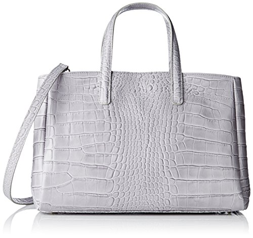 OH MY BAG Be Lady, Borsa a spalla donna Compatto grigio