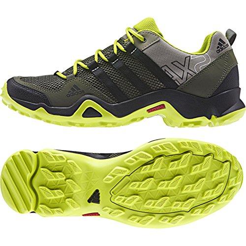 Adidas Performance Speed â??â??Trainer 2 W Calzature, nero / Metallic carbonio / bianco, 13 M Us Base Green / Black / Semi Solar Yellow