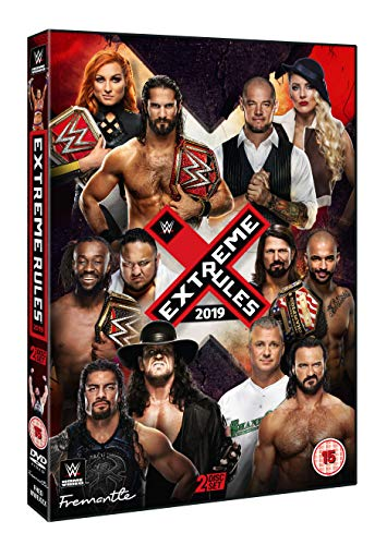 WWE: Extreme Rules 2019 [DVD] (Dvds Wrestling Wwe)
