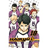 Haikyu! Les as du volley - Tome 18