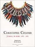 Christophe Colomb - Journal de bord, 1492-1493