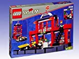 LEGO System 4556 Eisenbahn City-Bahnhof