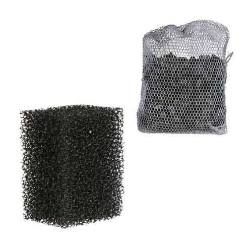 Trixie 2× filtro Esponja & 1× Carbón Activo para M 380