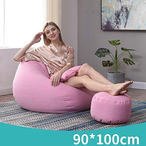 Xsjasdncdg Faules Sofa Sofa Sack Sitzsack Lazy Sofa Plüsch Ultra Soft Hochwertige Partikel Sitzsack Big Sofa Mit Weichen Mikrofaser Bezug Wohnzimmer