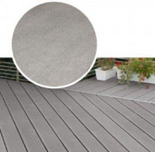 Megawood Terrassendielen Schiefergrau 21 x 145 mm Premium Plus Spar-Set 2/179 cm