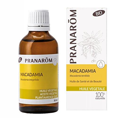 Pranarôm - HUILES VEGETALES - Macadamia BIO - 50 ml