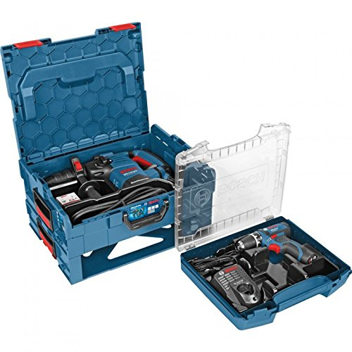 Preisvergleich Produktbild Bosch Bohrhammer GBH 3-28 DFR + GSR 10,8-2-LI