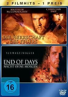 Die Herrschaft des Feuers / End of Days - Nacht ohne Morgen [2 DVDs]
