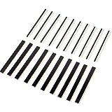 10 stk 2,54mm Buchse 40 Pin polig Header Streif Single Reihe Männliche und weibliche Stiftleiste Buchsenleiste