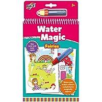 Galt Toys Water Magic Fairies, Colouring Book for Children
