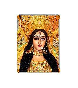 Maa Durga 3D Hard Polycarbonate Designer Back Case Cover for Apple iPad Mini 3 :: Apple iPad Mini 3 Wi-Fi + Cellular