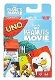 Uno Kartenspiel im Peanuts Design - mit 4 extra Karten speziell für die Peanuts-Fans