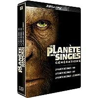 La Planète des singes : les versions 1968, 2001 et 2011