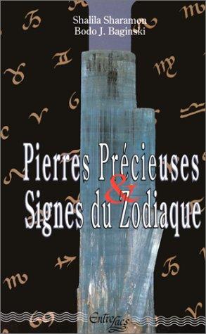 Pierres précieuses et signes du Zodiaque