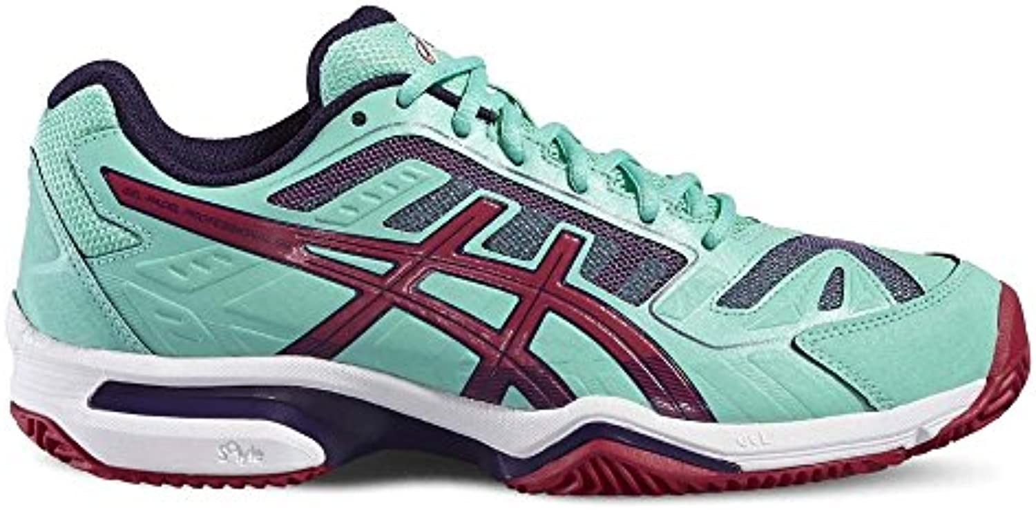 Asics Gel Padel Professional 2 Sg, color verde, talla UK-4.5  -