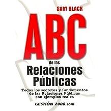 ABC de relaciones publicas
