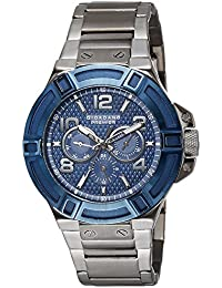 Giordano Analog Blue Dial Men's Watch - P1059-55