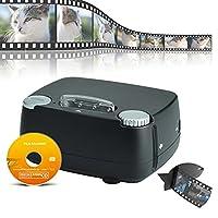 DIGITNOW! Slide / Film Scanner Convert 35mm 135 Films To Digital JPG Files Negative / Positive Scanner