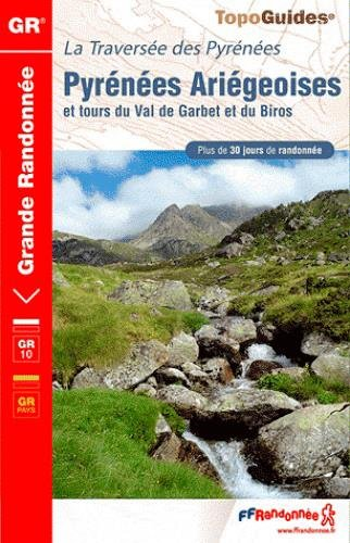 Pyrénées Ariégeoises : Traversée des Pyrénées