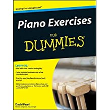 Piano Exercises For Dummies®