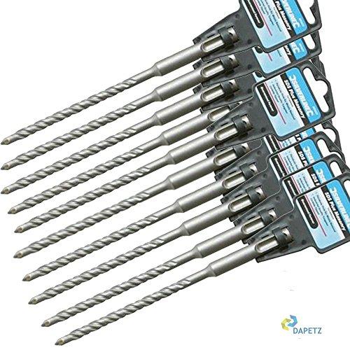 daptez-confezione-da-10-sds-7mm-x-160mm-lungo-punte-trapano-per-muratura-industriale-masonary