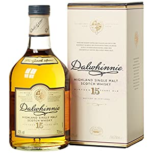 Dalwhinnie 15 Jahre Highland Single Malt Scotch Whisky (1 x 0.7 l)