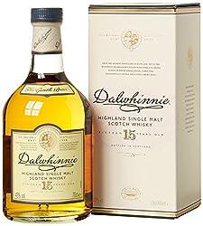 Dalwhinnie Highland Single Malt Whisk 15 Years gehört zu den Classic Malts und steht für die Region Highland. Mild und angenehm, leicht süß, mit langem Abgang.
