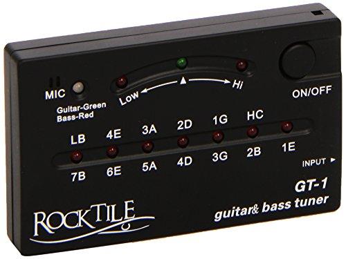 Rocktile GT-1 Stimmgerät für bis...