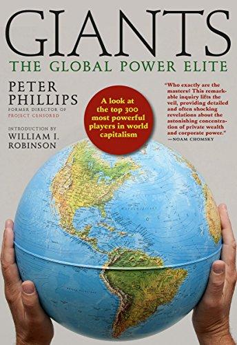 Giants: The Global Power Elite (English Edition) por Peter Phillips