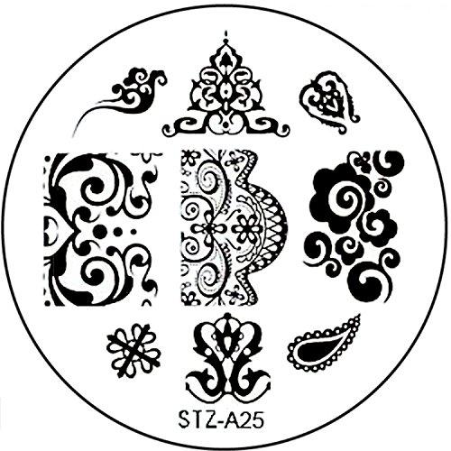 stencil-per-nail-art-stz-ra-a25-con-arabeschi-per-calcestruzzo-motivo-barocco