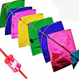 #10: Ghasitaram Gifts Set of 10 Colourful Kites