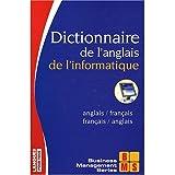 Dictionnaire français-anglais et anglais-français de l'informatique