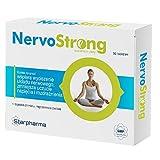 NervoStrong | 30 Tabletten für 1 Monat | Einschlafhilfe & Unterstützung...